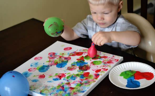 Fazendo a arte infantil passo a passo
