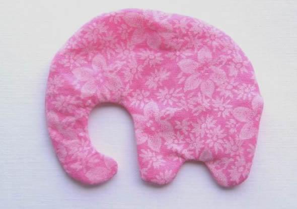 Elefante de tecido - Artesanato passo a passo