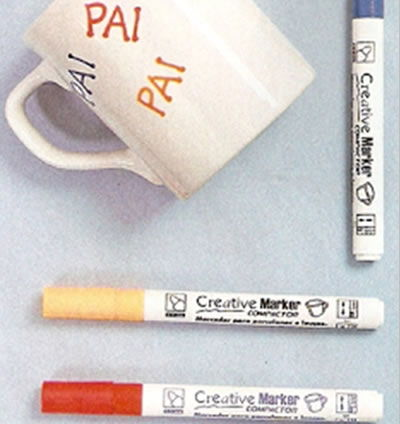 Veja como fazer caneca para o Dia dos Pais
