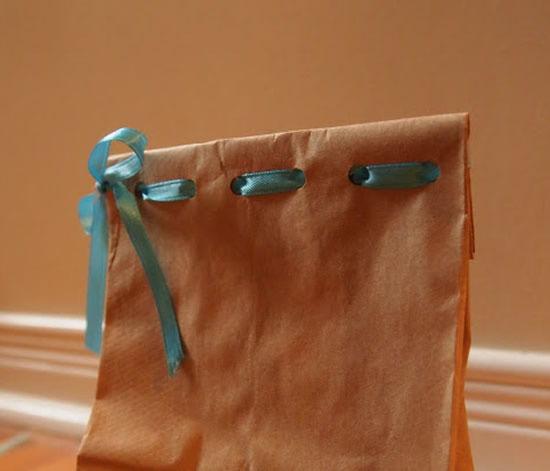 Como fazer sacolinha de aniversário