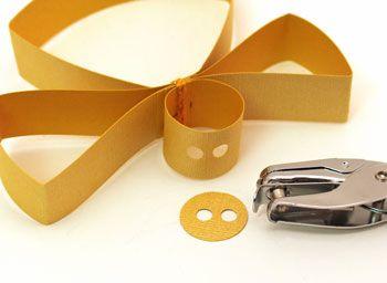 Anjinho de papel para decoração