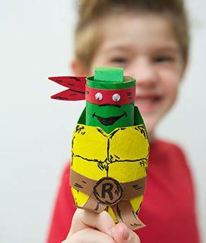artesanato-com-rolinhos-de-papelao-tartarugas-ninja-capa