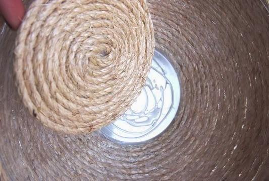 Crie sua própria cesta artesanal