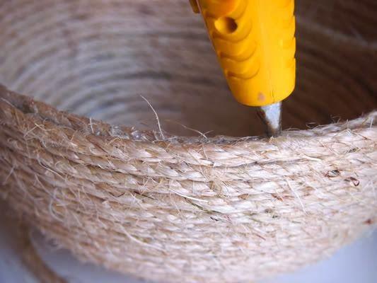 Fazendo cestas passo a passo