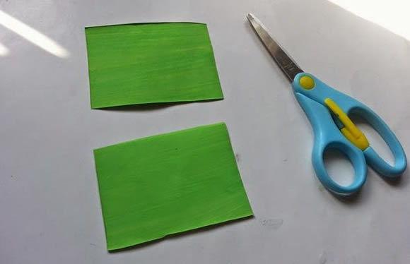Como fazer em casa artesanato com papel de seda