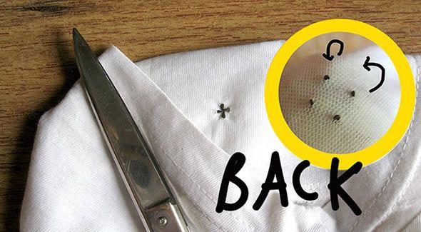 Tachinhas para personalizar camisas passo a passo