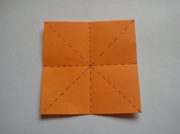 Veja como fazer origami com papel