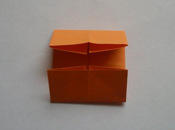 Catavento com origami passo a passo