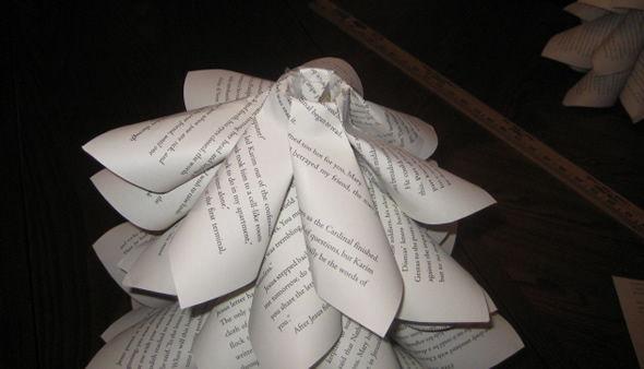 Dica para fazer Árvore de Natal com papel