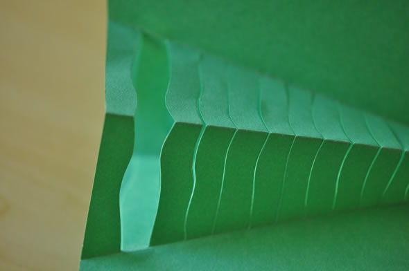 Artesanato de Natal - Cartão 3D