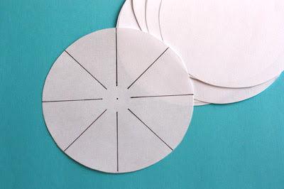 Criando um artesanato com papel