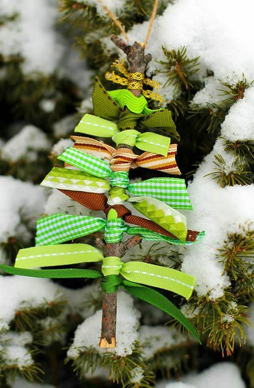 Enfeite de Natal passo a passo