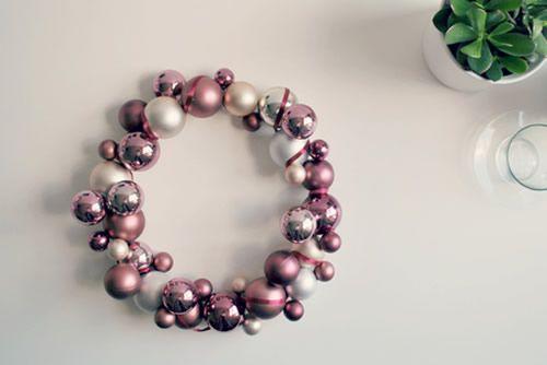 Decoração de Ano Novo e Natal