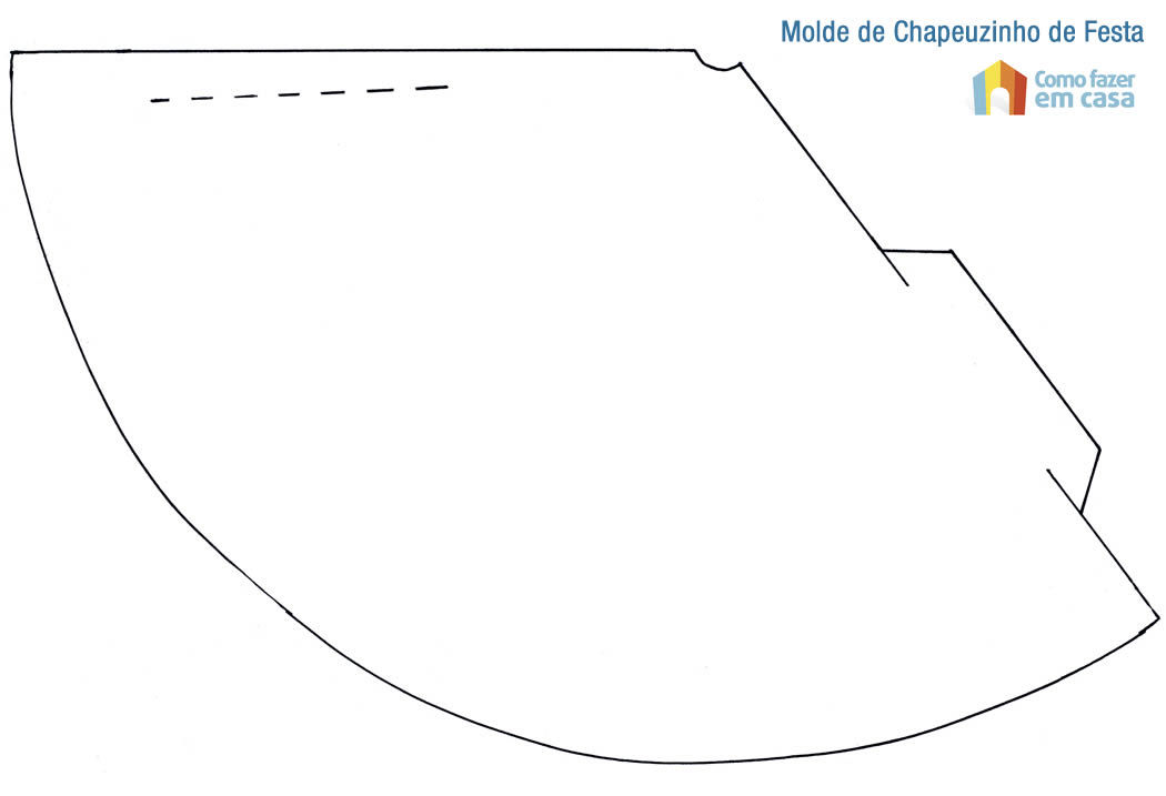 Molde Para Imprimir De Laco Lonita De Cilicone: Chapeuzinho De Natal Para Crianças