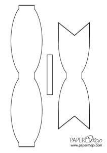 Molde de laço