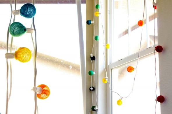 decoracao para lampadas : decoracao para lampadas: lâmpadas. Com um jogo de lâmpadas fica mais fácil ainda de decorar