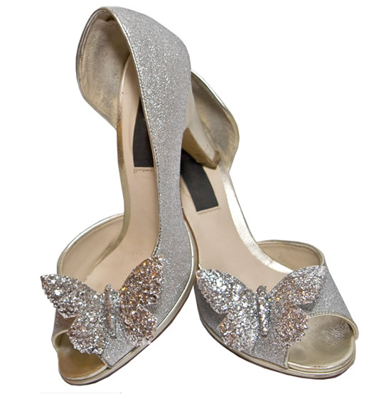 Decoração de sapatos super fácil de fazer