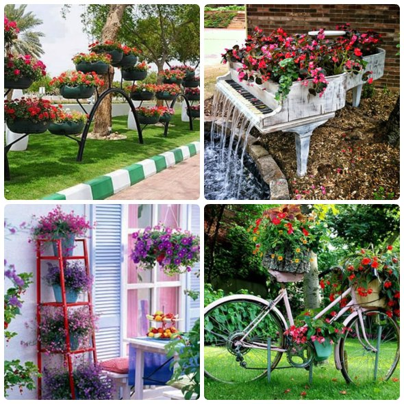 ideias baratas para jardim vertical : ideias baratas para jardim vertical:Ideias Para Montar Um Jardim Vertical Pictures to pin on Pinterest