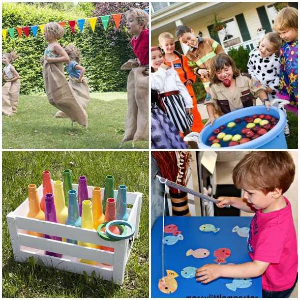 Brincadeiras Juninas para Crianças