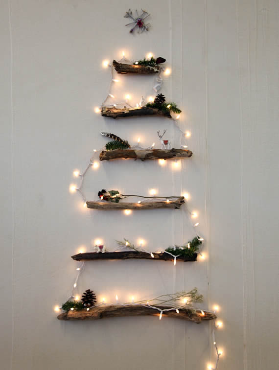 Enfeite de Natal para a casa passo a passo