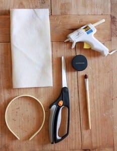 Como fazer orelhinhas de coelho com feltro – Artesanato para páscoa