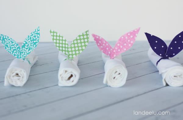 Artesanato Para Cozinha Em Tecido Passo A Passo ~ Porta guardanapos para Páscoa em tecido com molde Como fazer em casa
