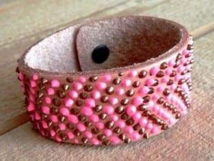 Bracelete para Presente de Dia das Mães