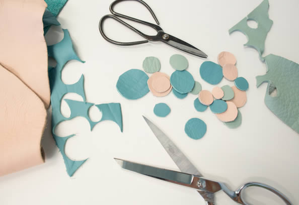 Colar de tecido artesanal passo a passo
