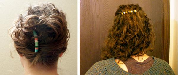 Presilha de cabelo decorada passo a passo