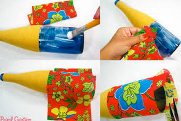 Artesanato Origem Palavra ~ 20 ideias com reciclagem para Festa Junina Como fazer em casa