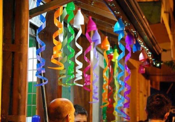 Feira Nacional Artesanato Vila Do Conde ~ 20 ideias com reciclagem para Festa Junina Como fazer em casa