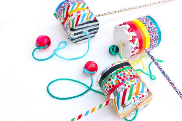 12 Ideias Criativas De Como Fazer Brinquedos Para Crianças Como