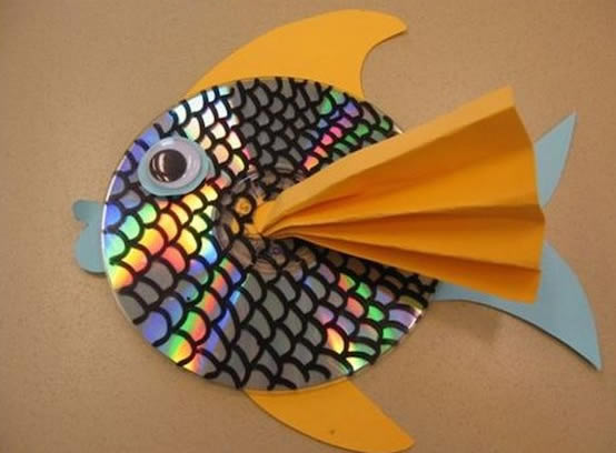 Peixinhos para o Dia das Crianças