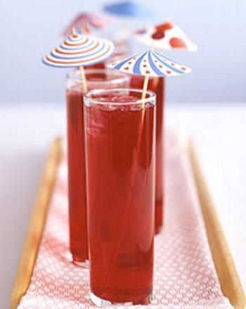 Mini sombrinhas para drinks e coqueteis