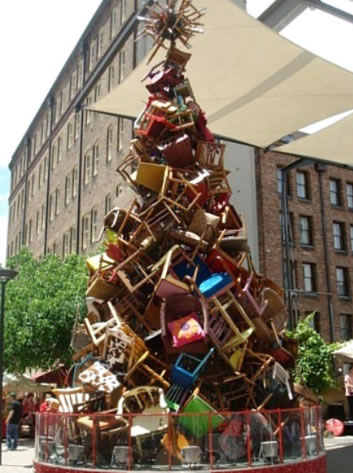 12 Super Árvores de Natal com Reciclagem
