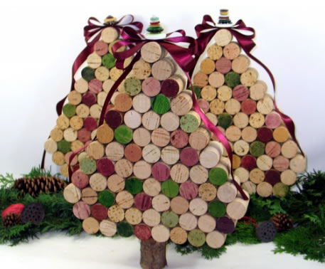 Ideia para Árvore de Natal criativa e diferente