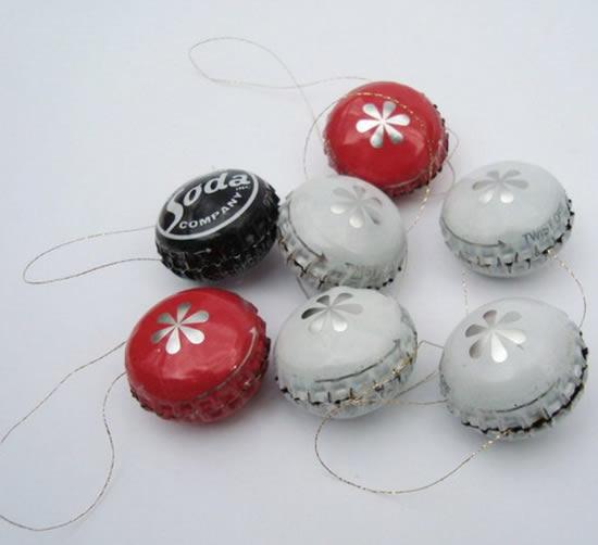 Dica de Decoração para o Natal com Reciclagem