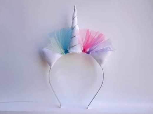 Resultado de imagem para tiara unicornio