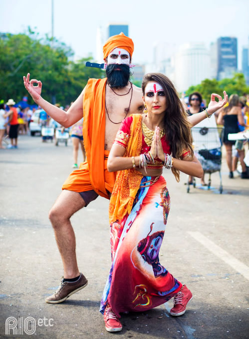 Mais De 20 Fantasias De Carnaval Para Casal Como Fazer Em Casa