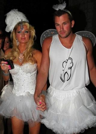 Fantasia de Casal para o Carnaval