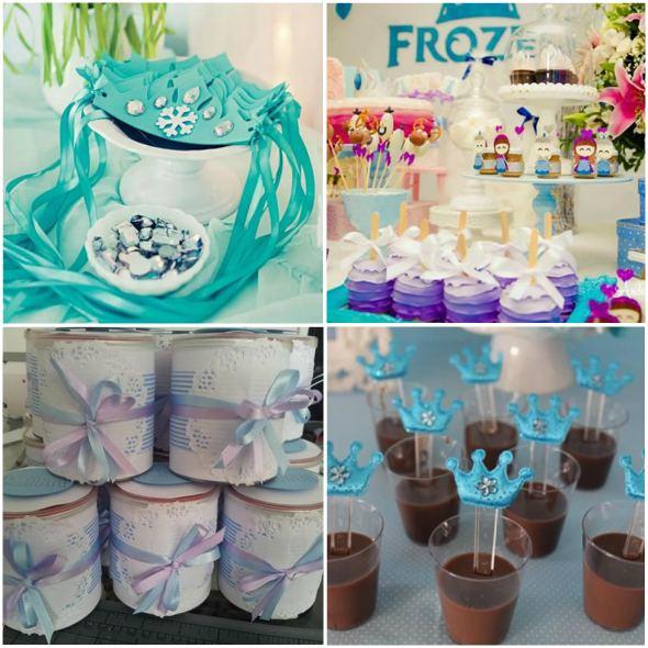 Lembrancinhas para Festa Frozen