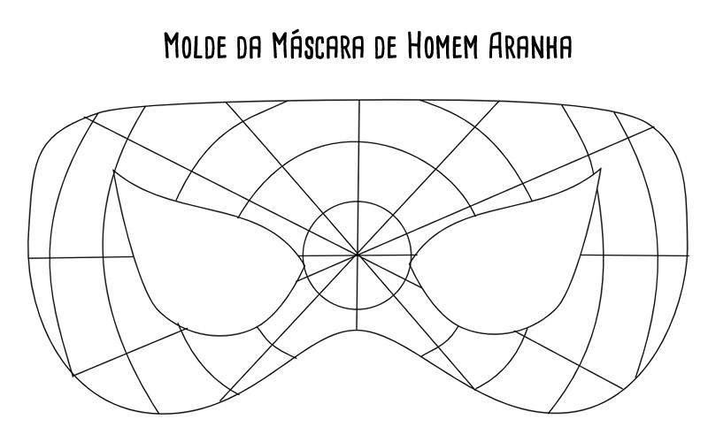 mascara-de-homem-aranha-de-feltro-passo-a-passo-molde
