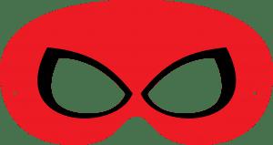 Molde de Máscara Infantil para Imprimir