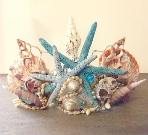 Tiara de Sereia - Carnaval