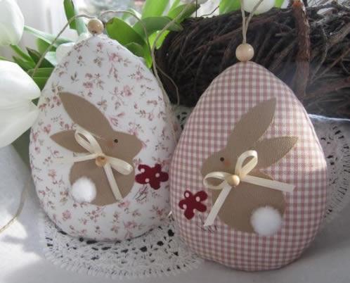 Coelhinho para Decoração de Páscoa