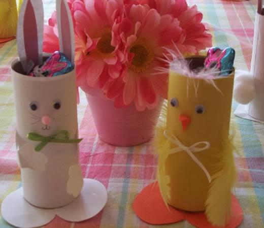 Lembrancinha de Pascoa para Educação Infantil