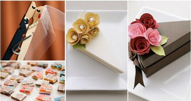 10 lembrancinhas de casamento artesanato passo a passo