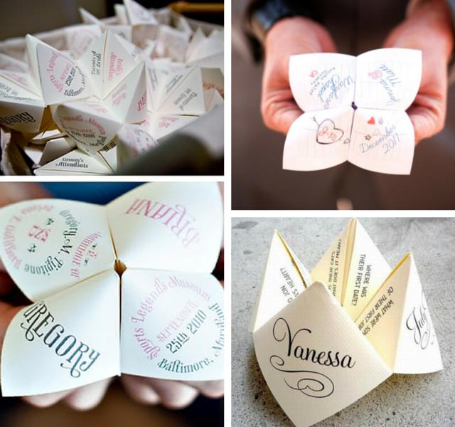 lembrancinhas de casamento origami