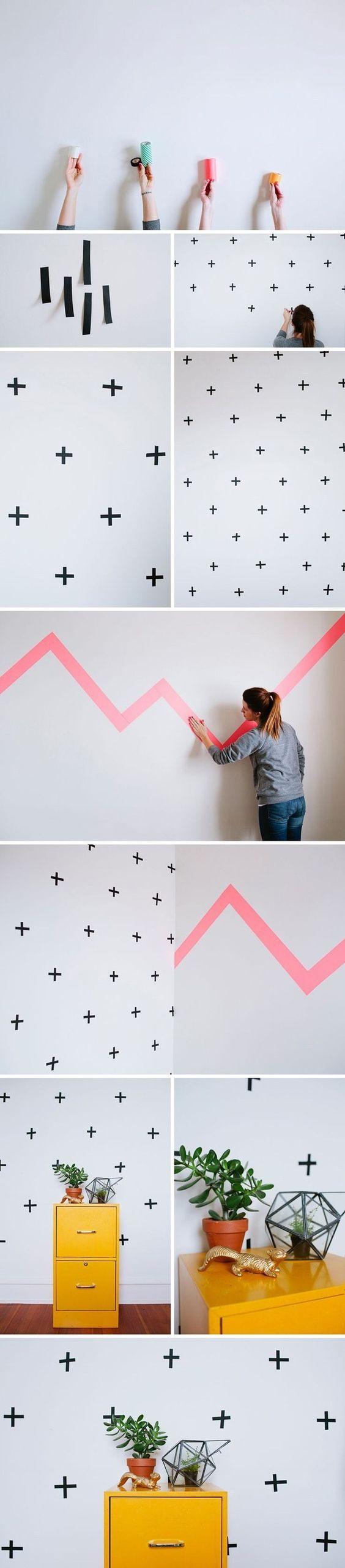texturas de parede passo a passo