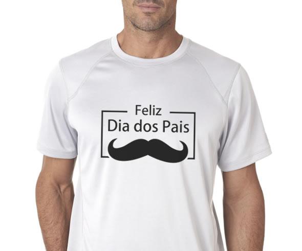 Camisetas personalizadas para o Dia dos Pais